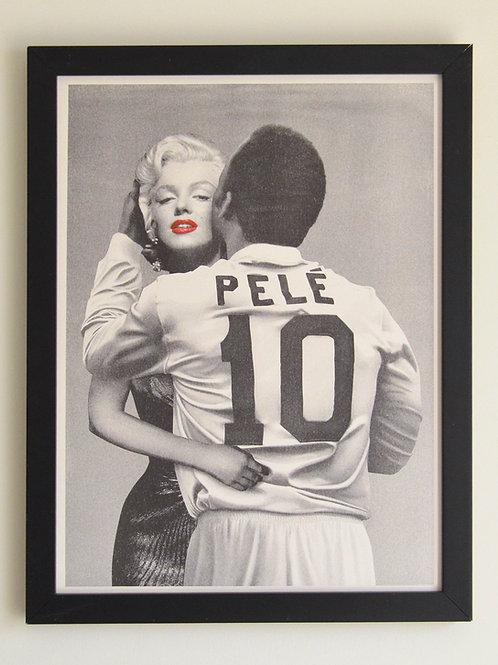 Pelé Beijoqueiro: Marilyn Monroe