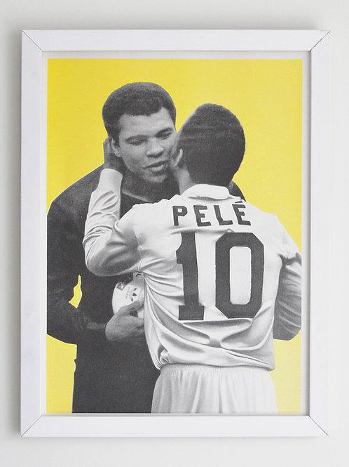 Pelé Beijoqueiro: Muhammad Ali