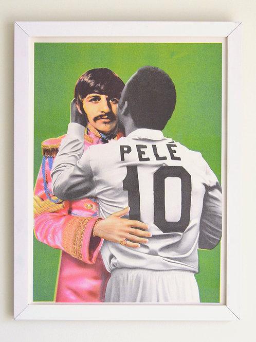 Pelé Beijoqueiro: Ringo Starr