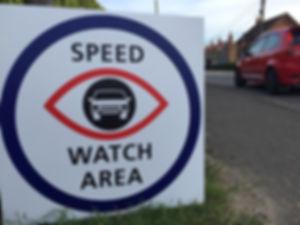 Speed watch sign.jpg