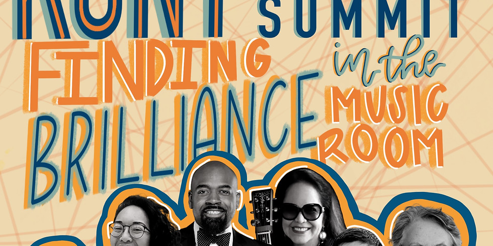 Equity and Diversity Summit: Finding Brilliance in the Music Room