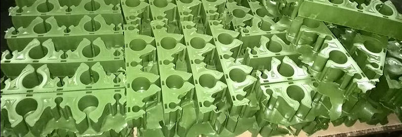 Dirt Cheap Prototypes - Rubber - Sports - Injection Mold