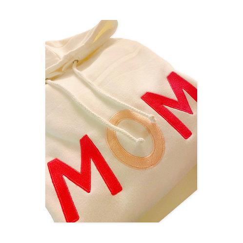 MOM-Hoodie (bestickt)