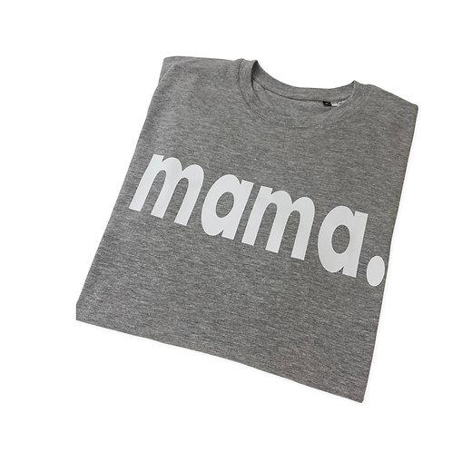 Mama.-Shirt (bedruckt)
