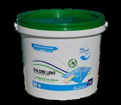 Chlore avec répulsif moustiques et insectes