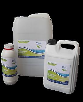 Algicides liquide sans cuivre curatif Garoalgue Ultimate