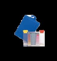 Trousse de contrôle liquide Chlore/PH
