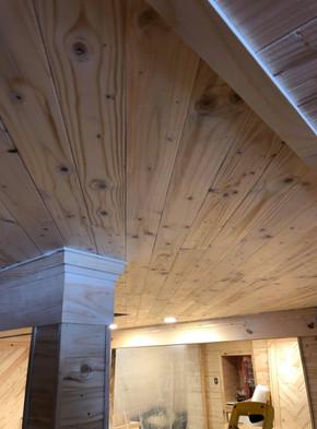 Pine Craft Room