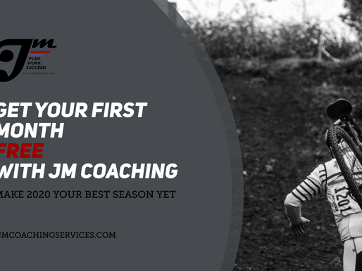 Try JM Coaching 1 Month Free