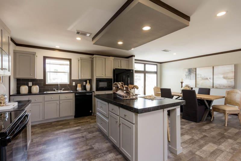 Innovation 3260A kitchen 2