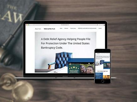 Debtor Lawyer Website.