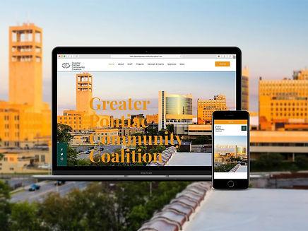 Greate Pontiac Community Coalition Website