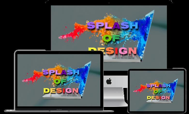 Splash of Design