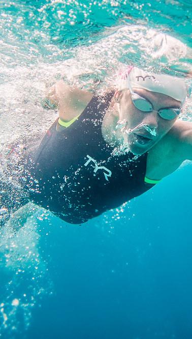 Swim 2.4mile
