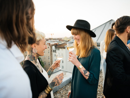 HOW TO TAKE THE 'AWKDS' OUT OF NETWORKING!