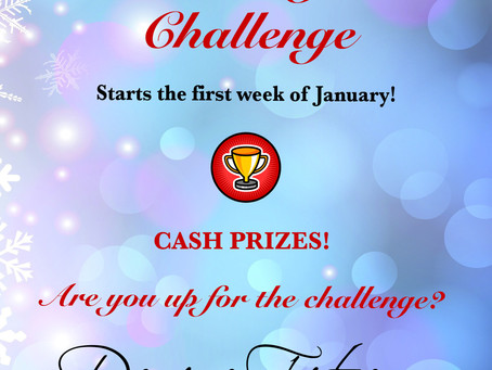 2019 Weight Loss Challenge!
