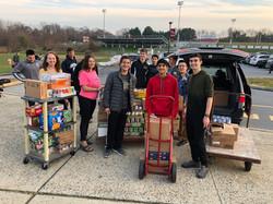 GVHS kids loading donations (5).JPG