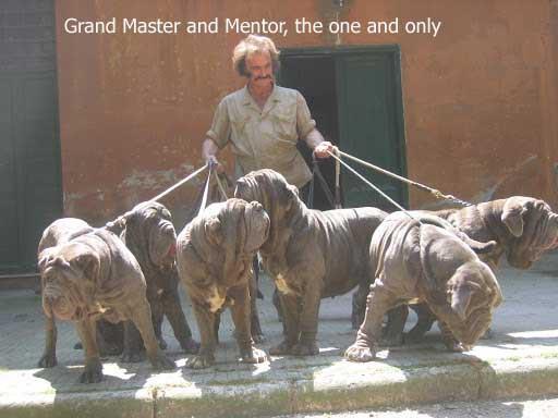 Grand Master my best friend - Uberto