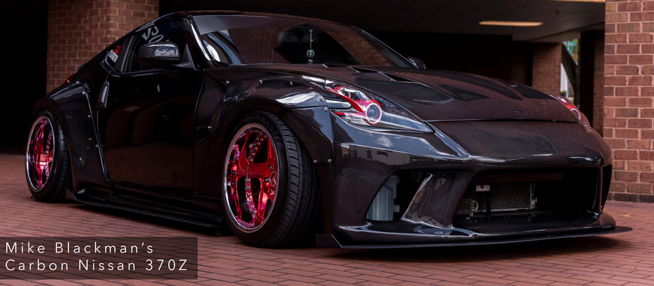 Mike Blackman's Carbon Fiber Widebody Nissan 370Z
