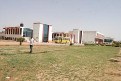 College Main Campus   Mahatma Gandhi
