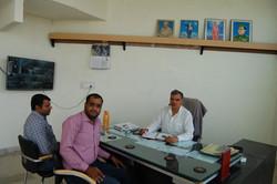 Director's Office- Dalu Ram Chahar  
