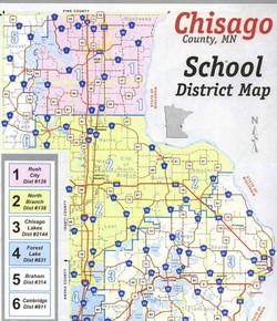 School Dist. Map