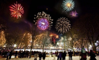 Boston's Biggest New Year's Eve & New Year's Day Celebrations