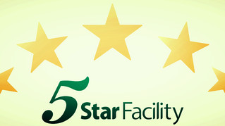 Greenwood Receives 5 Star Rating!