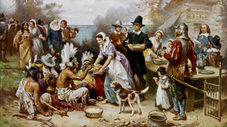 The Origin of Thanksgiving Day
