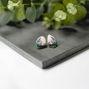 Erika-Abrecht-Ceramics-handmade-porcelain-jewellery-hand painted-purple-earrings.jpg