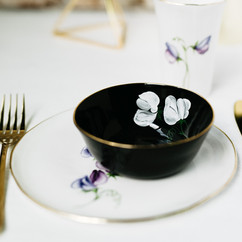 Sweet Peas breakfast set