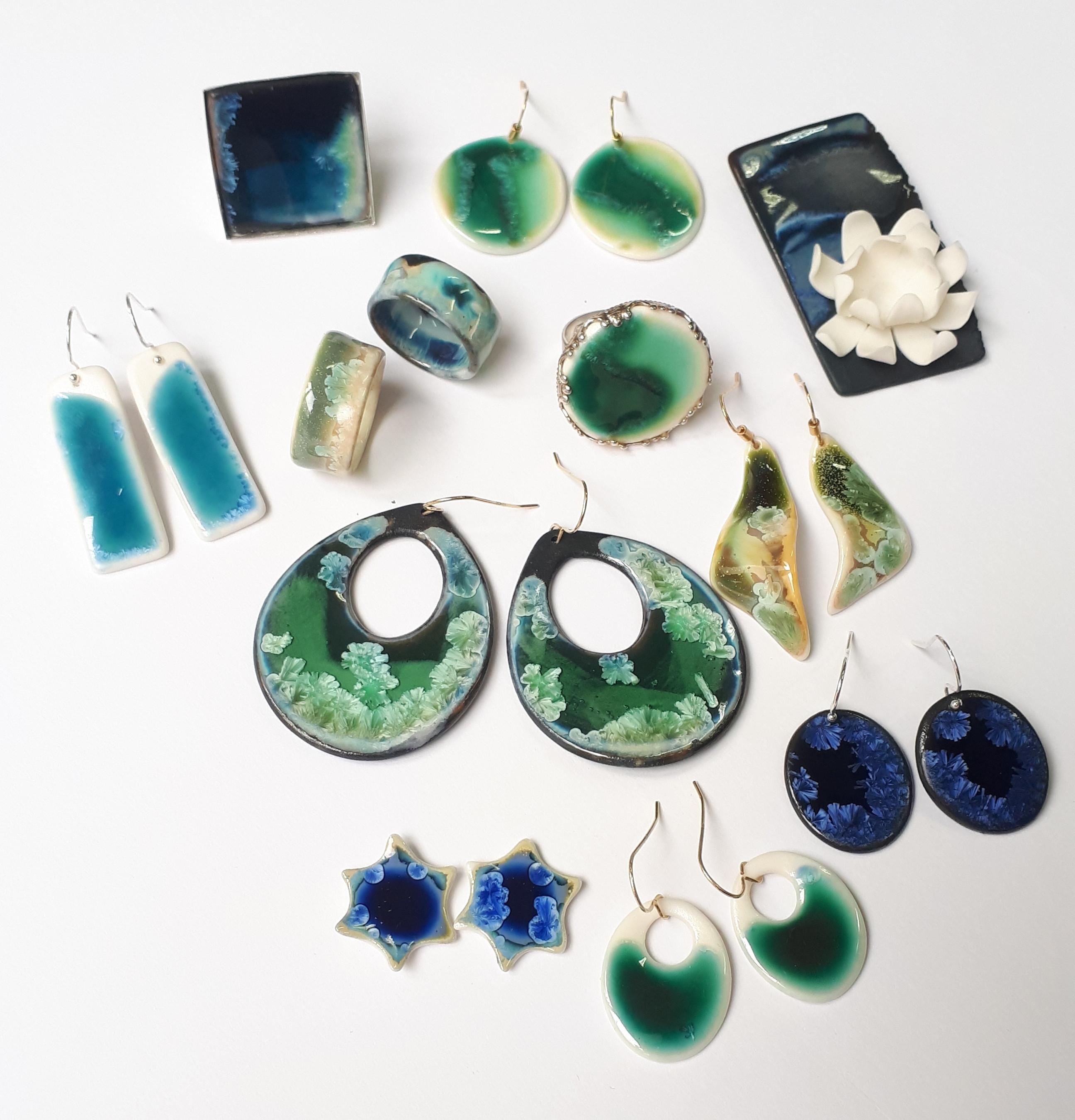Fine Porcelain Jewellery Making Class