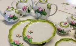 Lotus tea set
