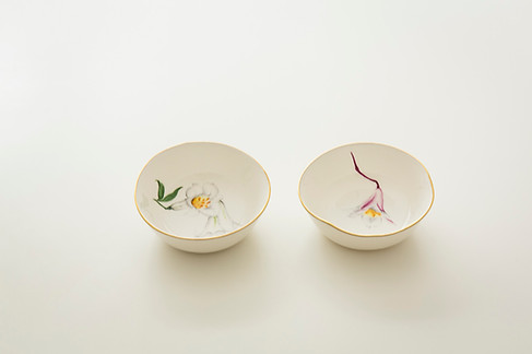 lillies cereal bowls