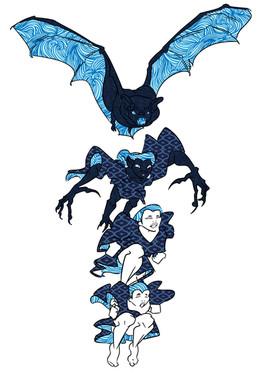 Bat Transformation Concept