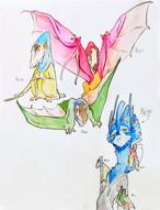 Yalya, Yeet and Yoni