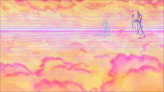 Cloud Background - Storyboard