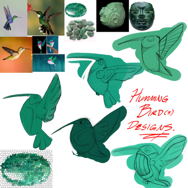 Humingbird Concept