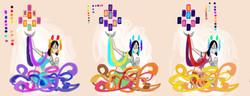 ORACLE Color Thumbnails