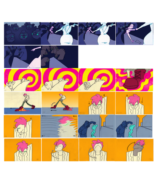 Studio Killers - Fan animatic 04