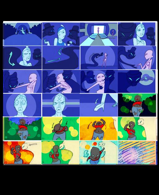 Studio Killers - Fan animatic 03