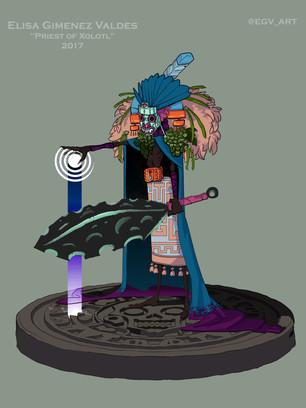Priest of Xolotl