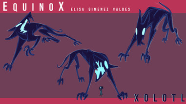 Xolotl Creature Design