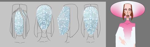 Lady C - Mask concept