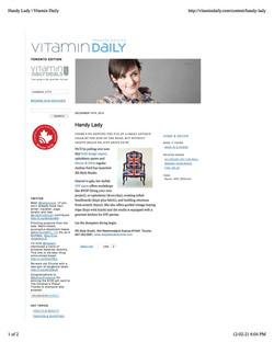 Handy Lady | Vitamin Daily.jpg