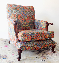 ANTIQUE REPAIR/REUPHOLSTERY