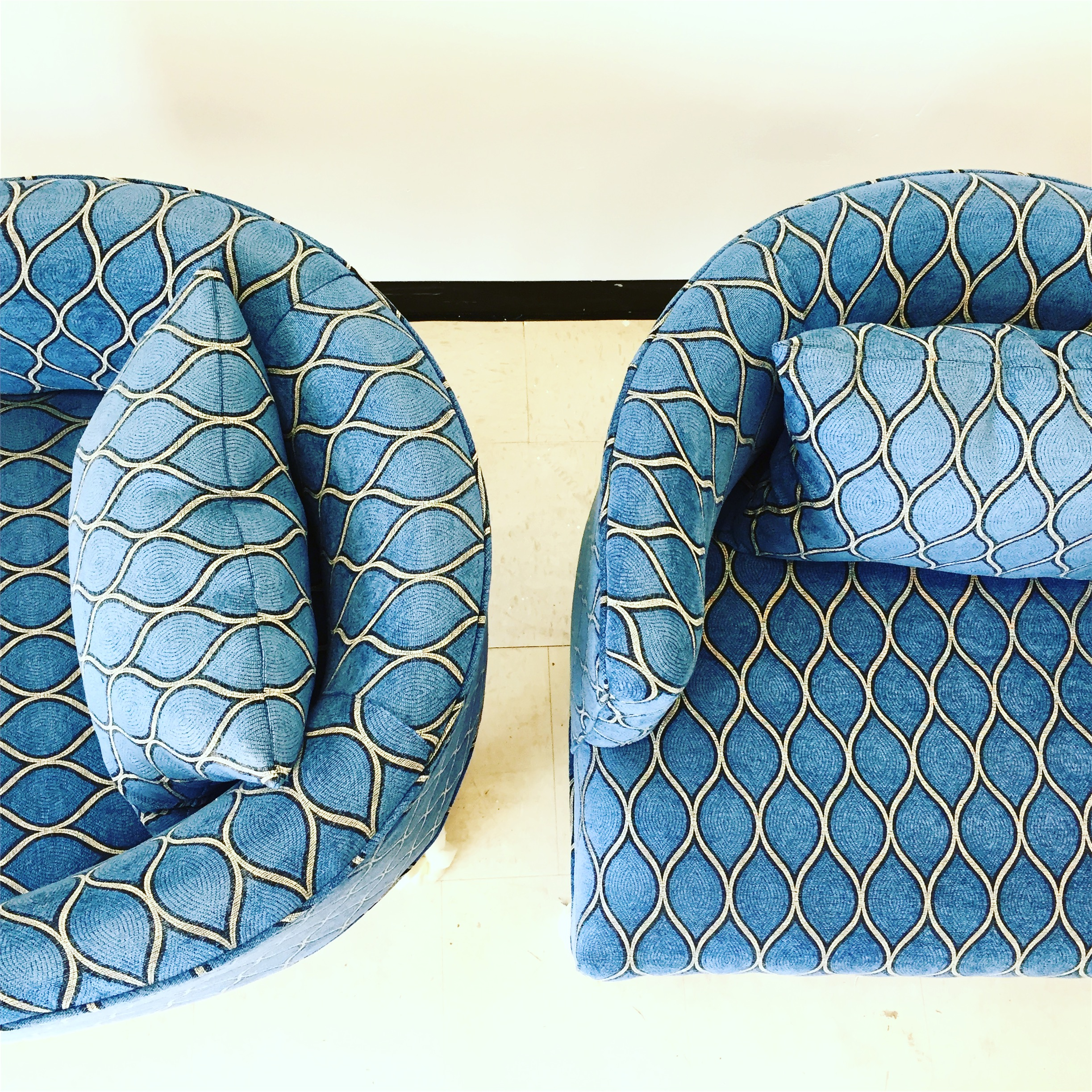 CUSTOM CHAIR FRAMES AND UPHOLSTERY