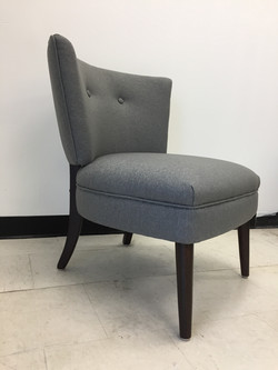 ANTIQUE REUPHOLSTERY