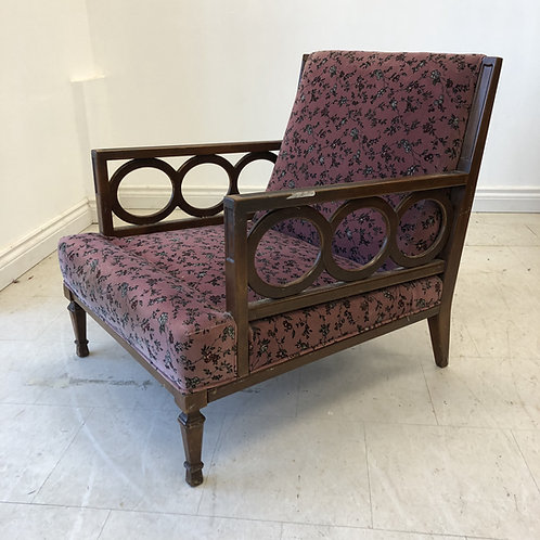 RESTYLE Finds: Art Deco Armchair