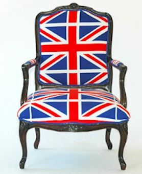 BRITISH DESIGN UPHOLSTERY
